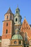 cracow средневековый Стоковое Фото