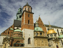 Cracow Royalty Free Stock Images