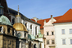 Cracow Royalty Free Stock Image