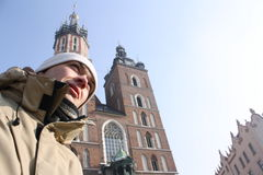 Cracow Imagem de Stock Royalty Free