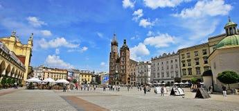 Cracow Fotografia de Stock Royalty Free