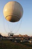 Cracow ballon Stock Image