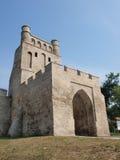 Cracow Gate, Szydlow, Poland Stock Photo
