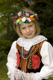 Cracow girl Stock Images