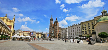 Cracow Royalty Free Stock Photography