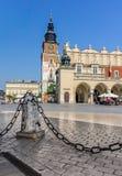Cracow, Poland- Town Hall- Cloth Hall (Sukiennice)-Cracow, Poland Royalty Free Stock Photo