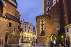 Cracow in Poland Royalty Free Stock Image
