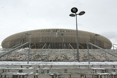 Cracow - Tauron Arena Krakow Stock Photography
