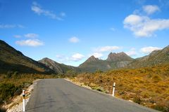 Cradle Mountain Royalty Free Stock Images