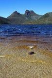 Cradle Mountain. Dove Lake. Cradle Mountain National Park. Tasmania. Australia stock photos