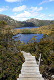 Cradle Mountain Lakes Royalty Free Stock Image