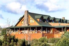 Cradle Mountain Lodge Royalty Free Stock Photos