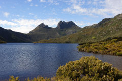 Cradle Mountain NP, Australia. Cradle Mountain Lake St. Clair National Park, Tasmania, Australia Royalty Free Stock Photo