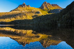 Cradle Mountain Tasmania Royalty Free Stock Images