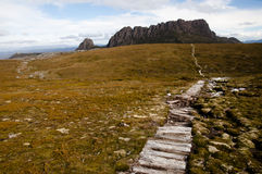 Cradle Mountain - Tasmania Stock Image