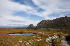 Cradle Mountain - Tasmania Royalty Free Stock Photos