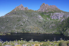 Cradle Mountain in Tasmania, Australia Stock Image