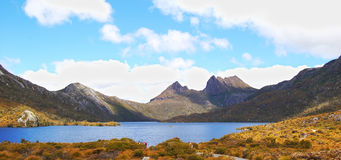 Cradle mountains Royalty Free Stock Photos