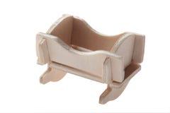 Cradle toy. Object isolatsd on white background cradle toy Royalty Free Stock Image