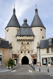 Craffe Gate in Nancy, France Stock Image