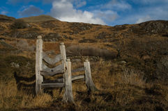 Craflwyn. Giants Seat on Craflwyn estate in Wales Royalty Free Stock Images
