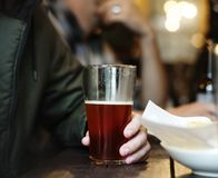 Craft Beer Booze Brew Alcohol Celebrate Refreshment Stock Image