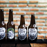 Craft Beer Booze Brew Alcohol Cheers Toast Concept. Craft Beer Booze Brew Alcohol Cheers Toast Stock Image