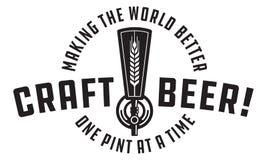 Free Craft Beer Draft Tap Vector Design Stock Photos - 103322713
