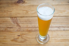 The Craft beer in the glass Royalty Free Stock Photography