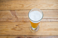 The Craft beer in the glass Royalty Free Stock Image