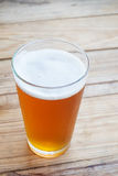 The Craft beer in the glass Royalty Free Stock Photo
