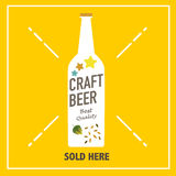 Craft Beer Royalty Free Stock Photos