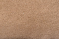 Craft brown paper texture background Royalty Free Stock Photo