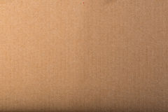 Craft brown paper texture background Royalty Free Stock Image