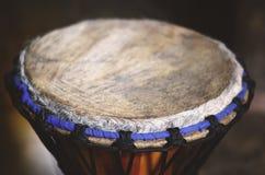 Craft drum Stock Photo