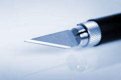 Craft knife Royalty Free Stock Photos