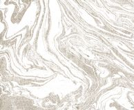 Craft paper. Scan of a craft paper sheet, for backgrounds and textures royalty free stock image