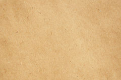 Craft paper background Stock Images