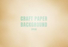 Craft paper brown corrugated cardboard stained texture background. Template Realistic Kraft recycled. Vector illustration vector illustration