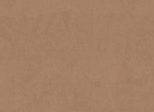 Craft paper texture stock image
