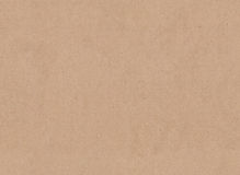 Craft paper texture Stock Image