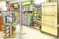 Craft shop Stock Photo