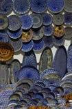 Craft shop in Tunisia. Photo taken in a shop in Tunisia (village of Sidi Bou Saïd Stock Photo