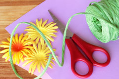 Craft Supplies 1 Stock Photography
