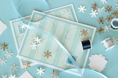 Craft Supplies 13 Stock Photo