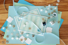 Craft Supplies 14 Royalty Free Stock Photography