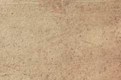 Craft texture beige abstract background Stock Image