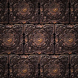 Craft Tiles Stock Images