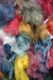 Craft yarn Royalty Free Stock Photos