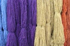 Craft yarn Stock Image